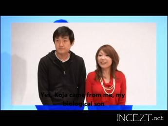 Japanese incest creampie
