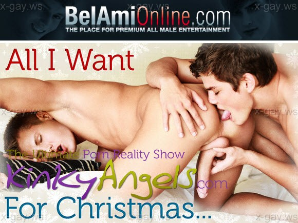 BelAmiOnline – Kinky Angels – All I Want For Christmas