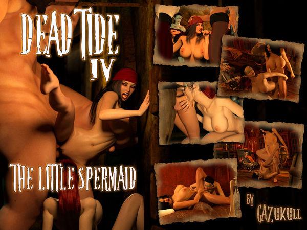 скачать через торрент порно the little spermaid
