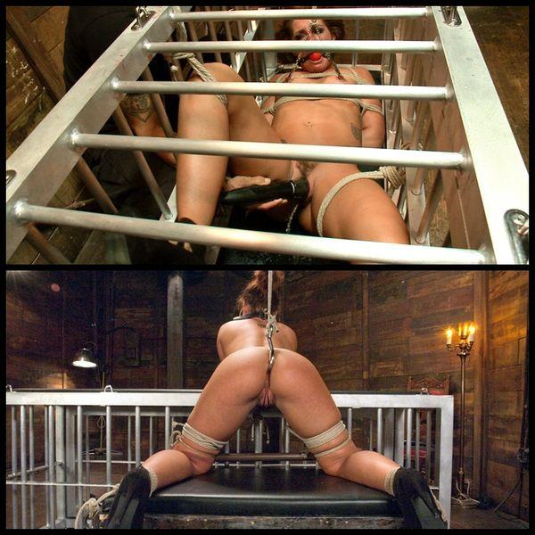 (14.03.2014) The Taken: Super Squirter, Anal Bondage Slut, Savannah Fox