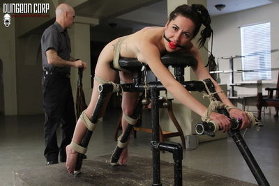 Squirting in the Dungeon - Marley Blayze