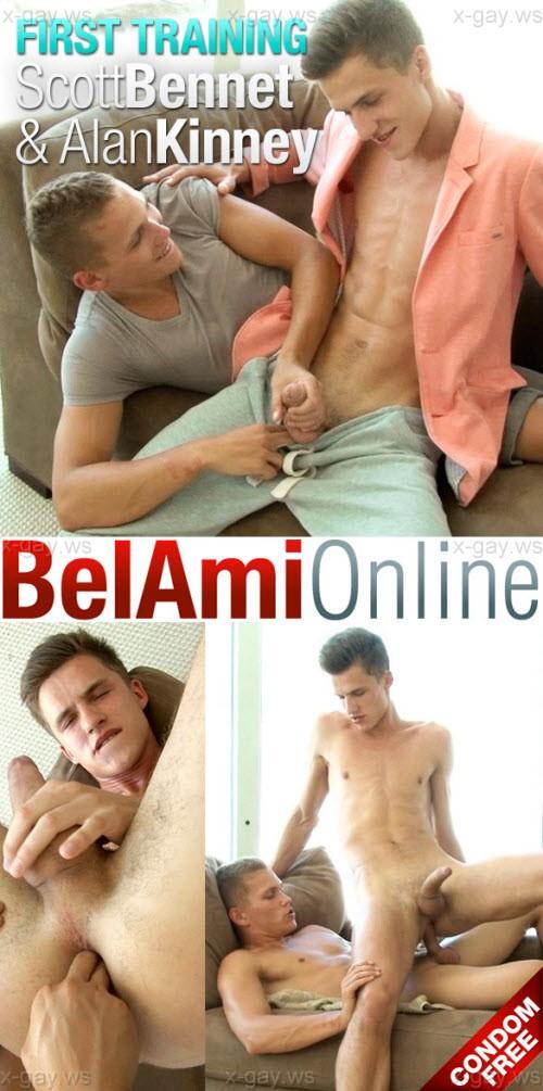 BelAmiOnline – Scott Bennet & Alan Kinney, Bareback