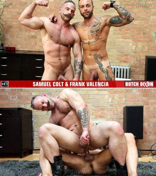 ButchDixon – Sam Colt & Frank Valencia