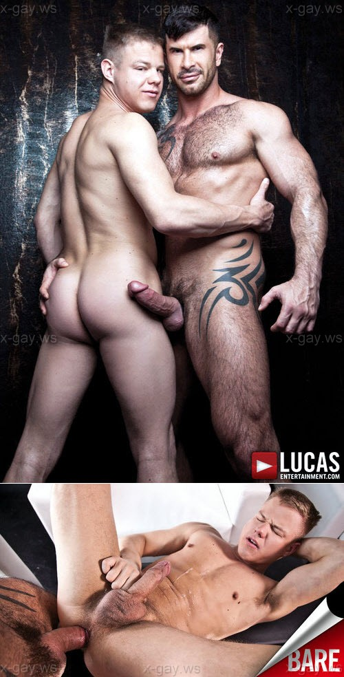 LucasEntertainment – Adam Killian, Joseph Rough (Bareback)