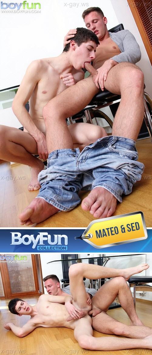 BoyFun – Mateo & Sed, Bareback