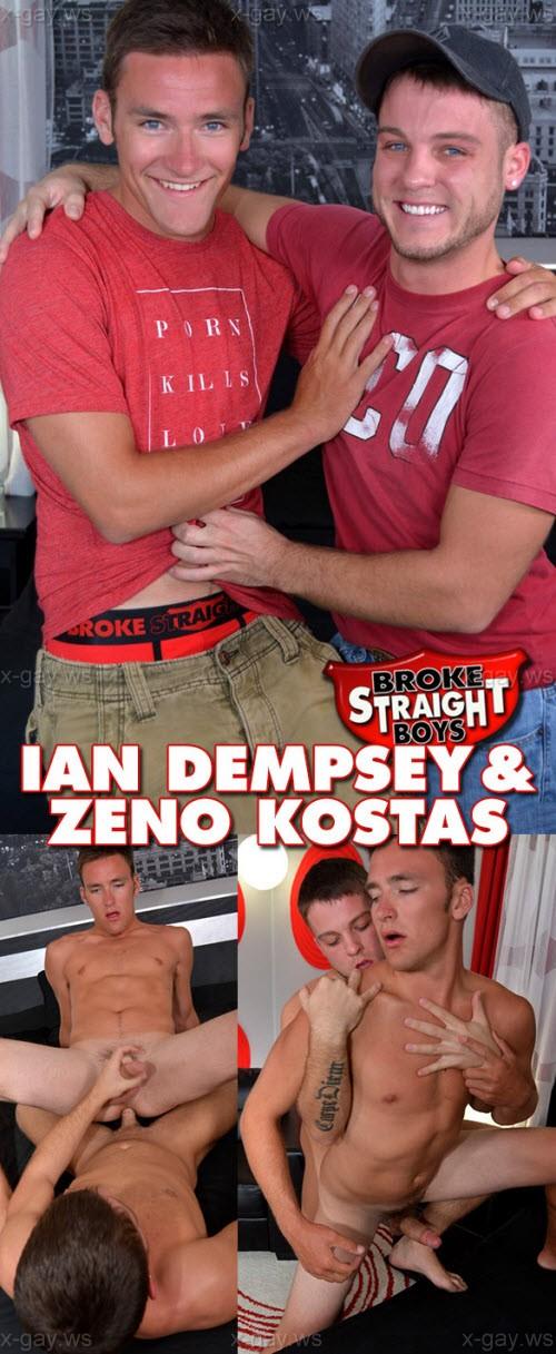 BrokeStraightBoys – Zeno Kostas & Ian Dempsey