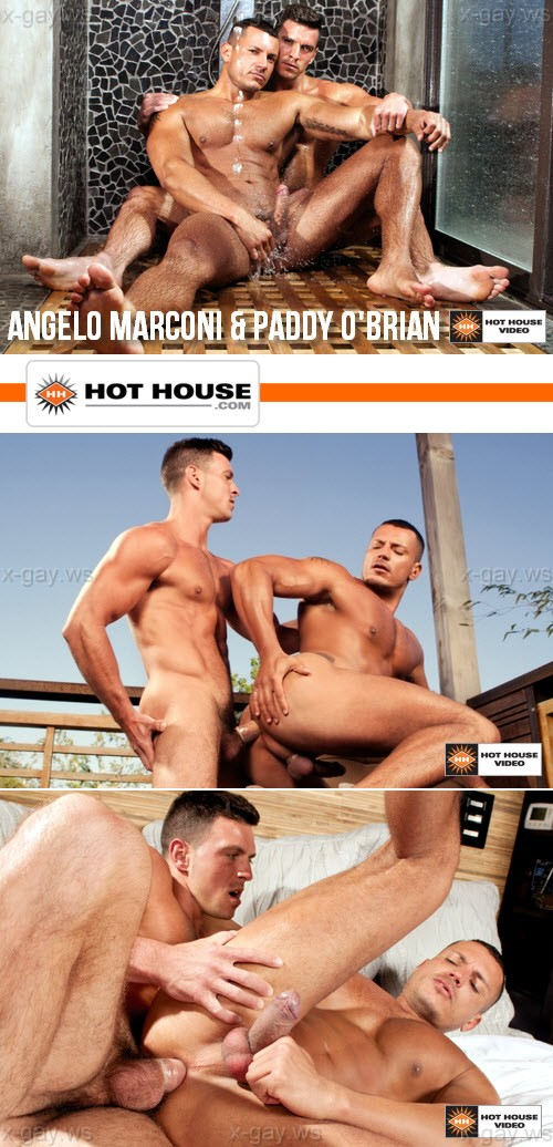 HotHouse – Angelo Marconi & Paddy O'Brian