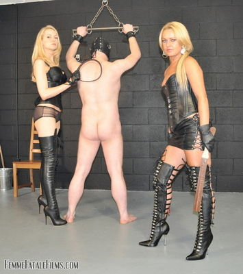 Femme Fatale Films Athena's Whipping Boy