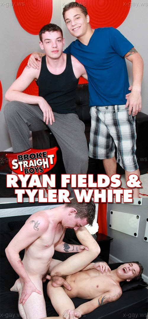 BrokeStraightBoys – Ryan Fields & Tyler White, Bareback