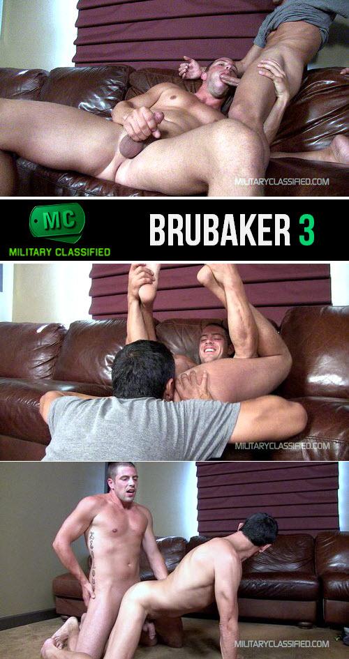 MilitaryClassified – Brubaker 3 – Anal, Bareback
