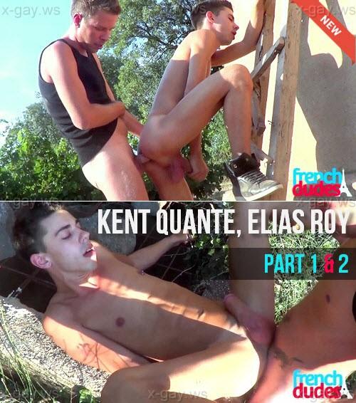 FrenchDudes – Kent Quante & Elias Roy [Full]