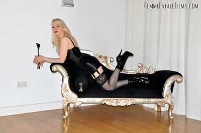 Femme Fatale Films - Just Can't Get Enough Mistress Eleise de Lacy