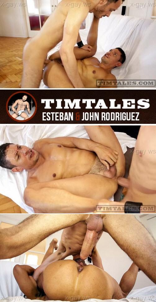 TimTales – Esteban & John Rodriguez, Bareback