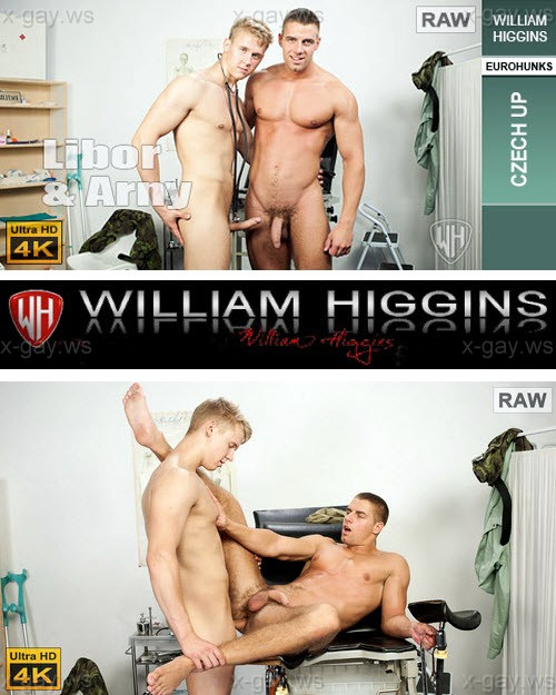 WilliamHiggins – Arny Donan & Libor Bores, RAW