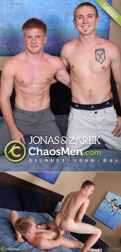 ChaosMen – Jonas & Zarek: RAW