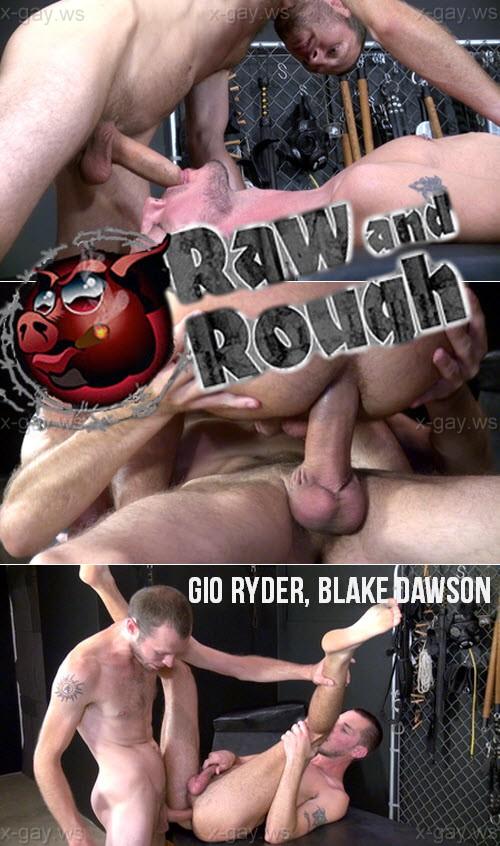 RawAndRough – Gio Ryder & Blake Dawson