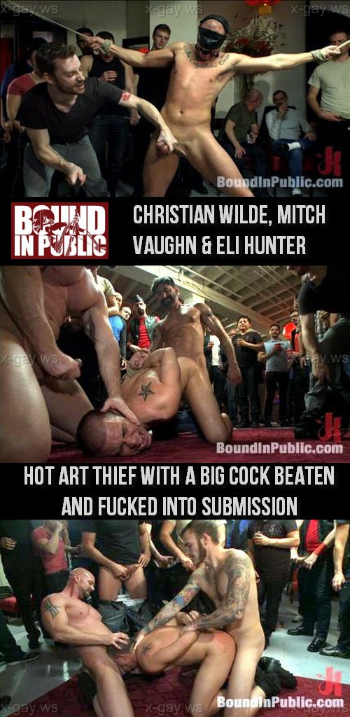 BoundInPublic – Christian Wilde, Mitch Vaughn & Eli Hunter