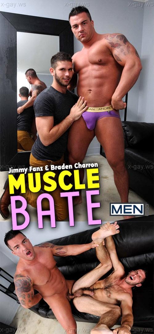 MEN – Str8 to Gay – Musclebate: Braden Charron & Jimmy Fanz