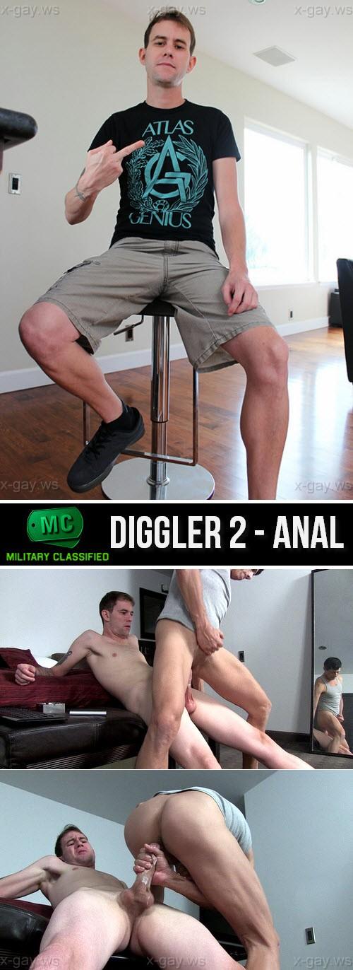 MilitaryClassified – Diggler 2 – Anal, Bareback