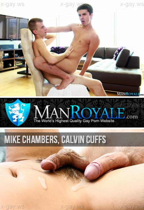 ManRoyale – Mike Chambers & Calvin Cuffs