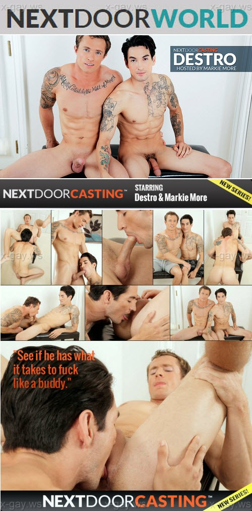 NextDoorWorld – Destro & Markie More