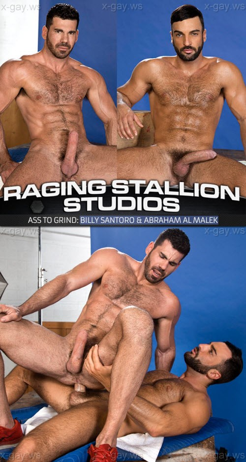 RagingStallion – Billy Santoro & Abraham Al Malek