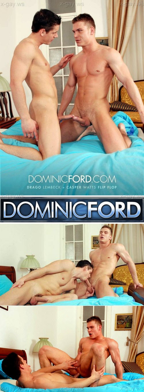 DominicFord – Drago Lembeck & Casper Watts, Flip-Flop