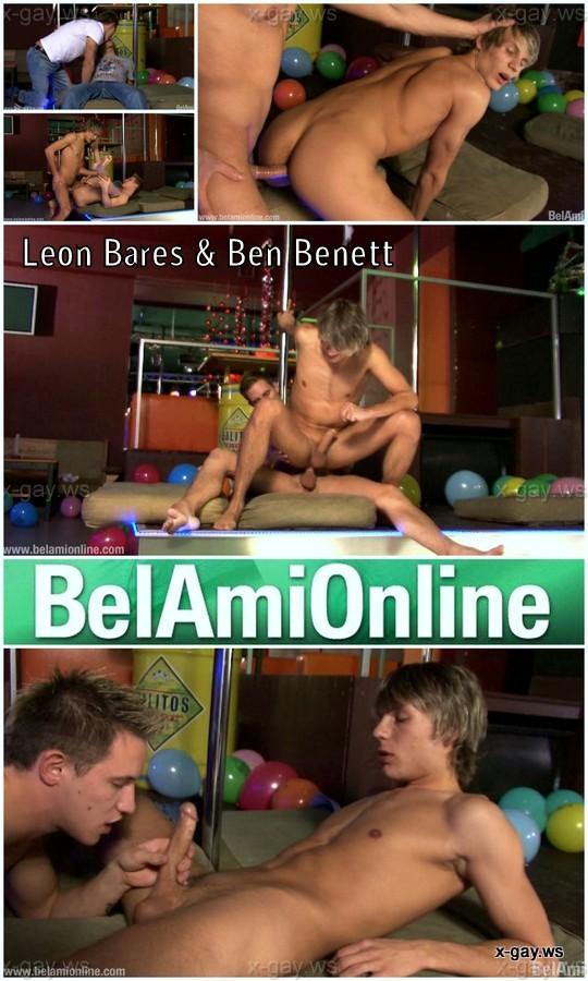 BelAmiOnline – Leon Bares & Ben Benett – Original Programming
