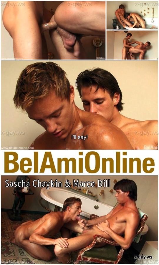 BelAmiOnline – Sascha Chaykin & Marco Bill – Original Programming