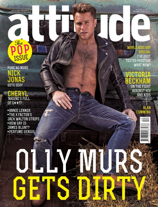 Attitude Magazine – Issue #251 – December 2014