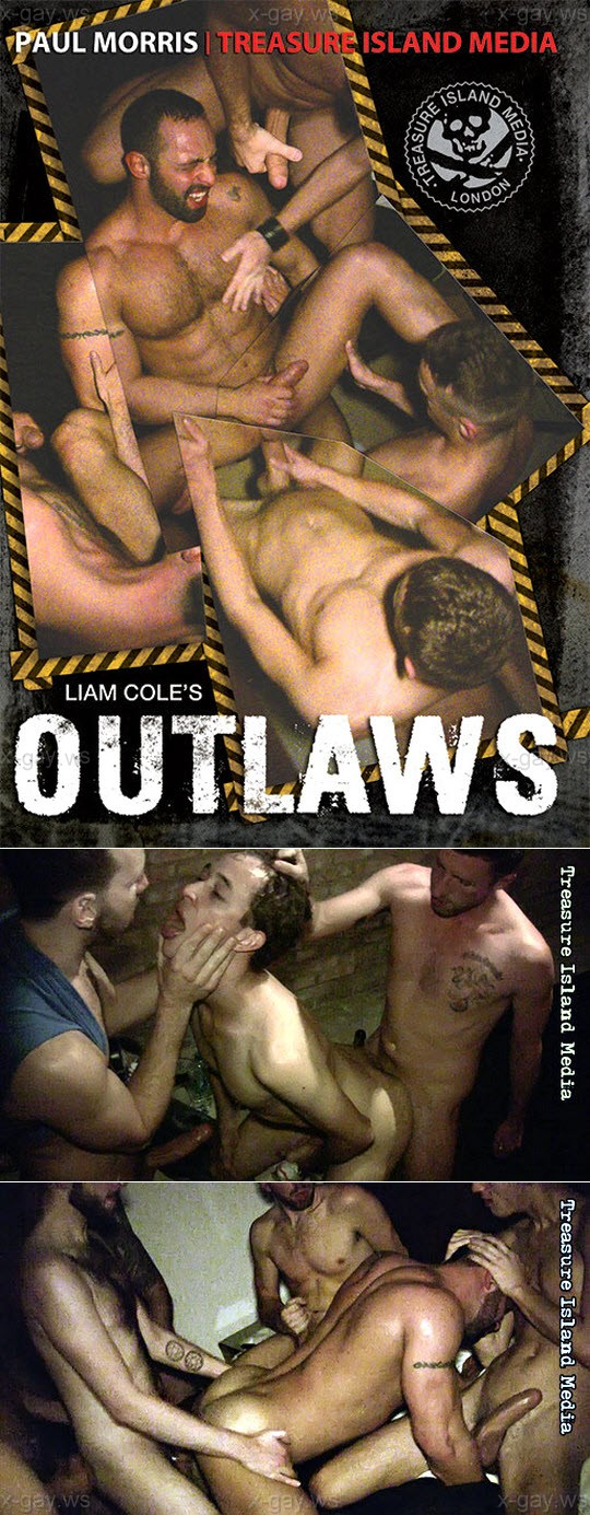 TreasureIslandMedia – Outlaws, Bareback