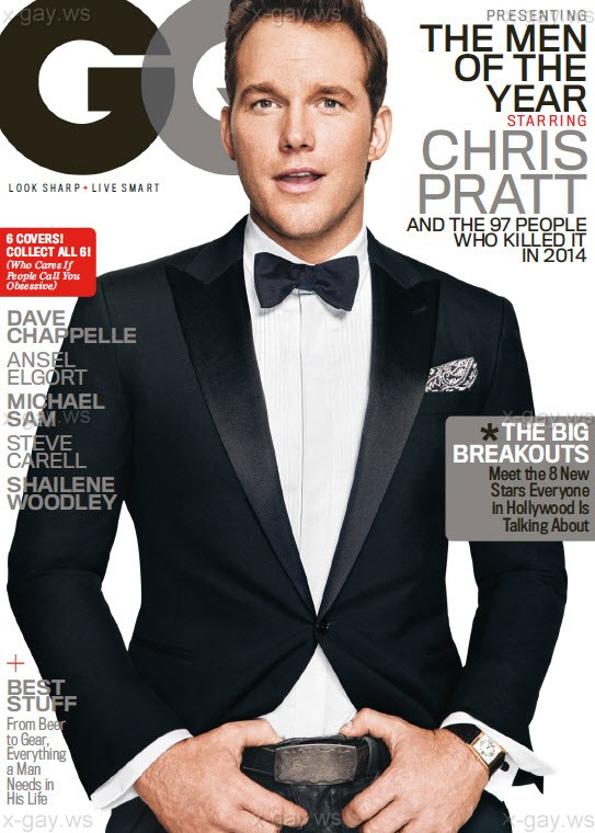 GQ Magazine – USA – December 2014