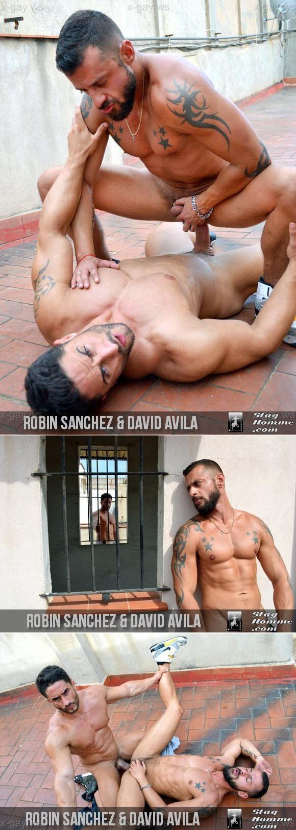 StagHomme – Robin Sanchez & David Avila