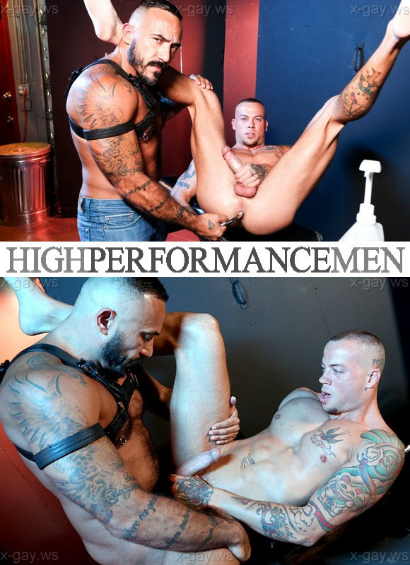 HighPerformanceMen – Alessio Romero, Sean Duran