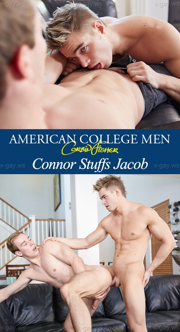 CorbinFisher – Connor Stuffs Jacob, Bareback