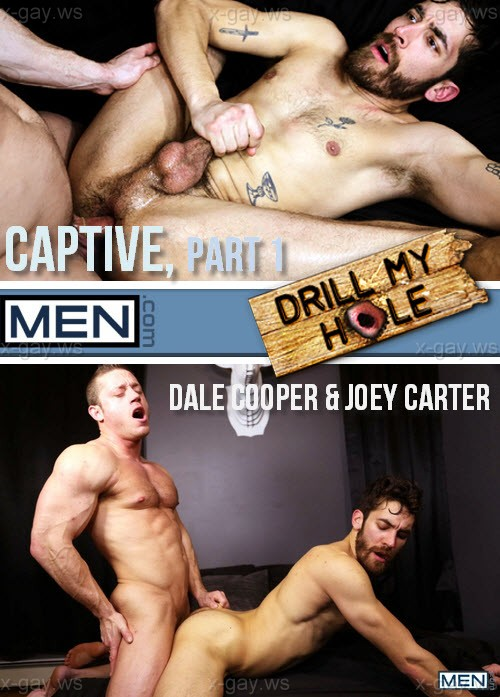 MEN – Drill My Hole – Captive, Part 1: Dale Cooper & Joey Carter