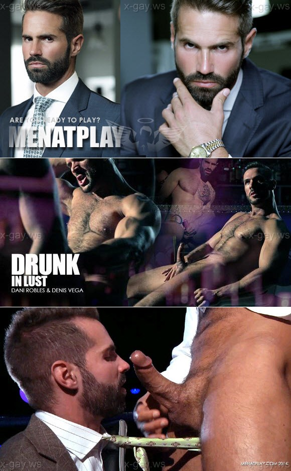 MenAtPlay – Dani Robles & Denis Vega