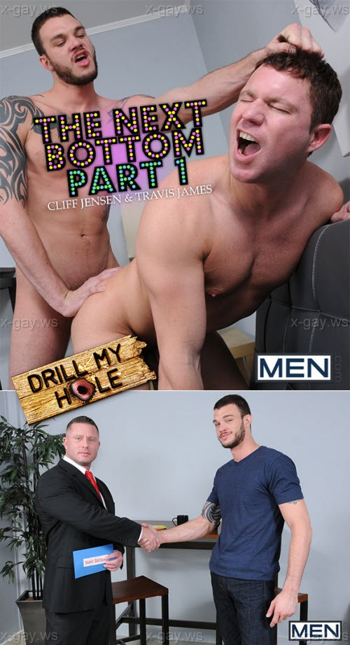 MEN – Drill My Hole – The Next Bottom, Part 1: Cliff Jensen & Travis James