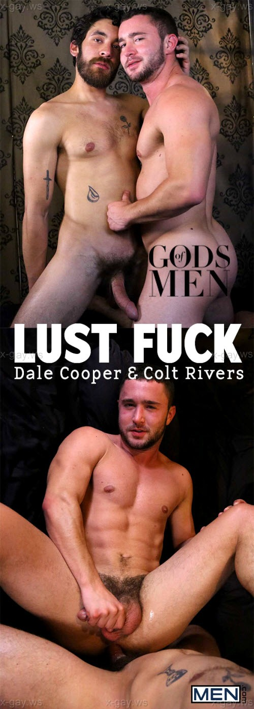 MEN – Gods Of Men – Lust Fuck: Colt Rivers & Dale Cooper