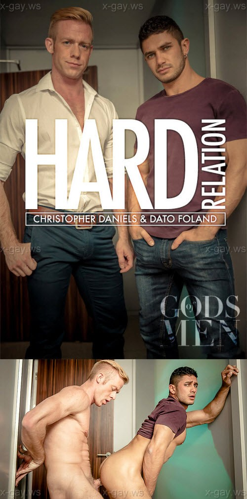 MEN – Gods Of Men – Hard Relation: Christopher Daniels & Dato Foland, Flip-Flop
