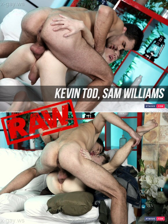 Staxus – Kevin Tod & Sam Williams, Bareback
