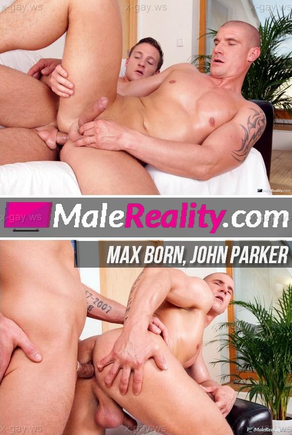 MaleReality – Max Born & John Parker