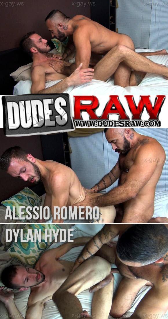 DudesRaw – Alessio Romero & Dylan Hyde