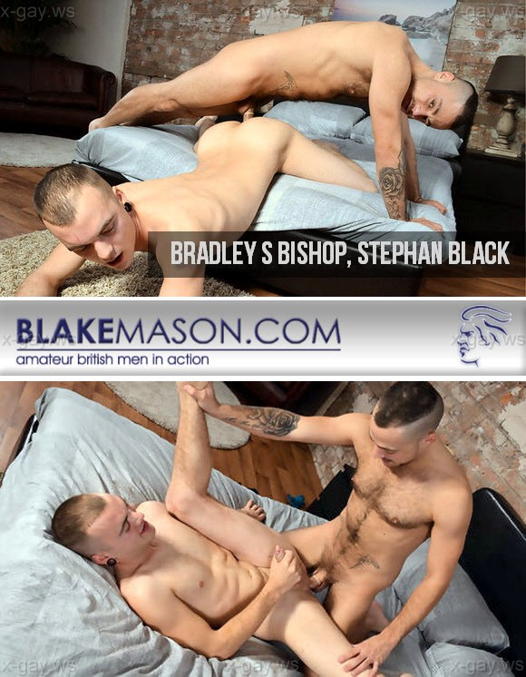 BlakeMason – Bradley S Bishop & Stephan Black