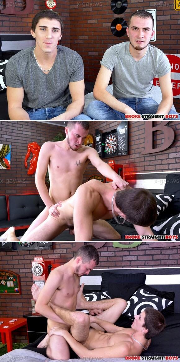 BrokeStraightBoys – David Hardy & Damien Kyle, RAW