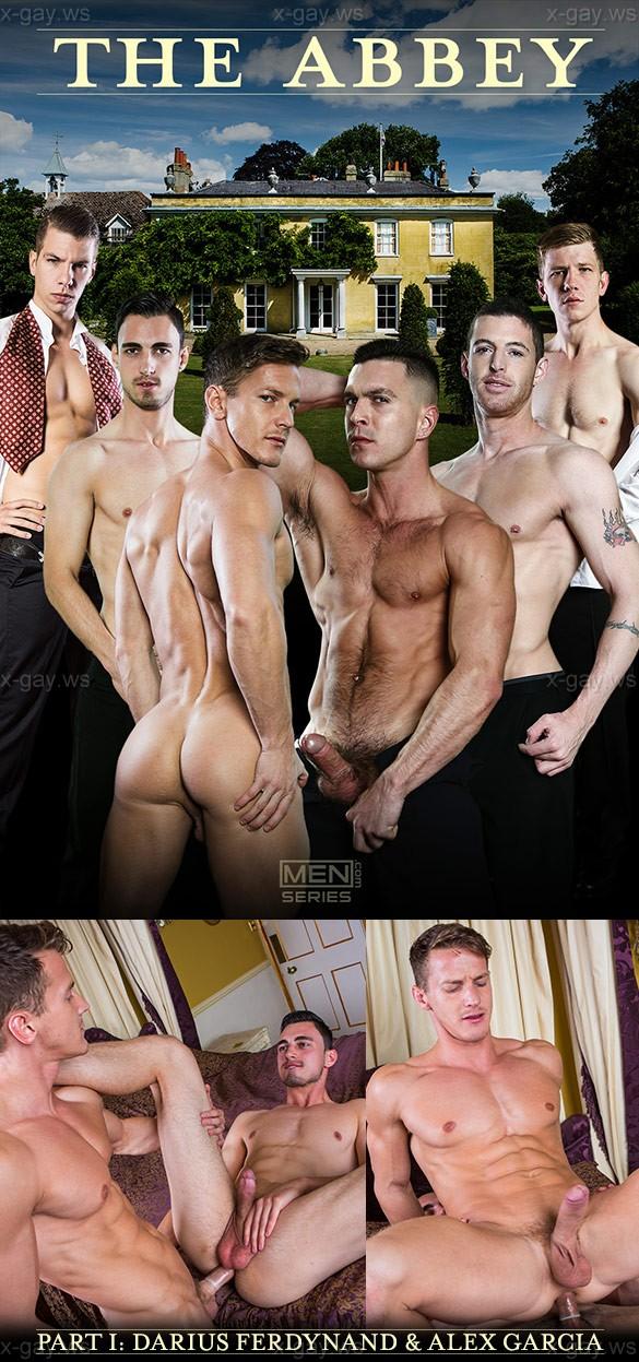 MEN – Men of UK – The Abbey, Part 1: Alex Garcia & Darius Ferdynand