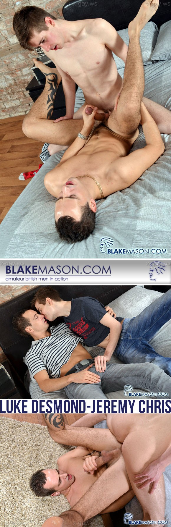BlakeMason – Luke Desmond & Jeremy Chris
