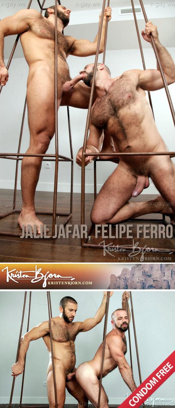 KristenBjorn – Jalil Jafar & Felipe Ferro, Bareback