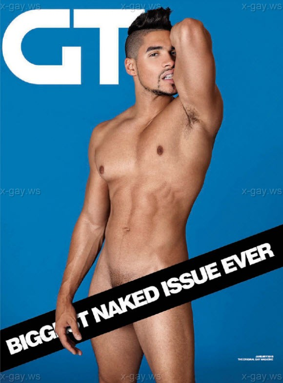 Gay Times Magazine – January 2015