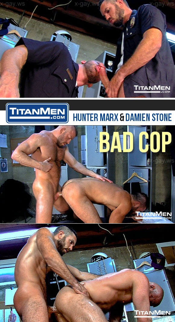 TitanMen – Hunter Marx & Damien Stone, Flip-Flop